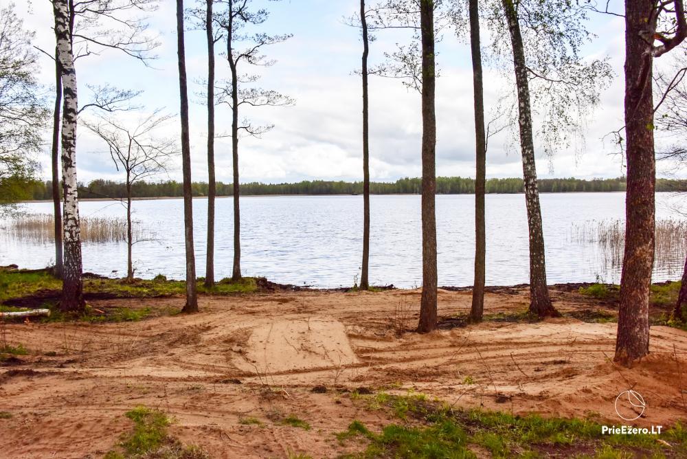 Stainiškių slėnis - poilsis prie Avilio ežero - 34