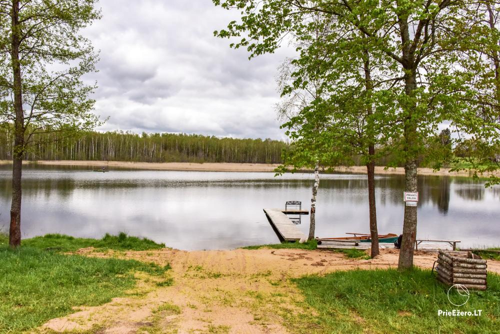 Stainiškių slėnis - poilsis prie Avilio ežero - 32