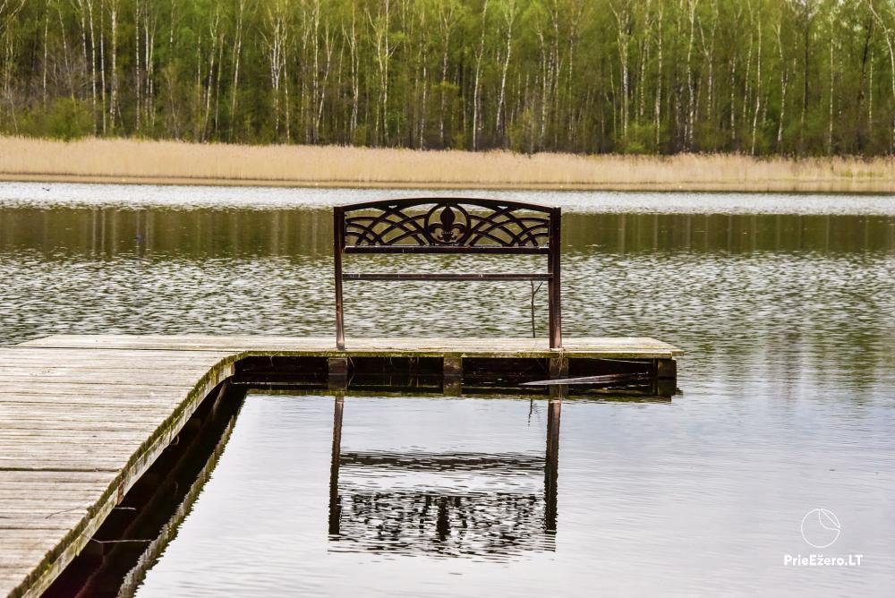 Stainiškių slėnis - poilsis prie Avilio ežero - 48