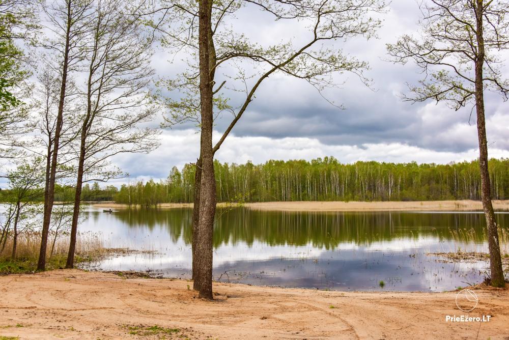 Stainiškių slėnis - poilsis prie Avilio ežero - 46