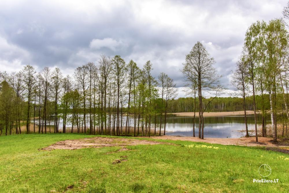 Stainiškių slėnis - poilsis prie Avilio ežero - 44