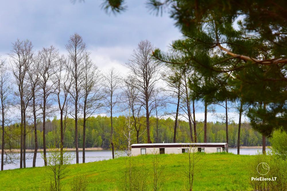 Stainiškių slėnis - poilsis prie Avilio ežero - 43