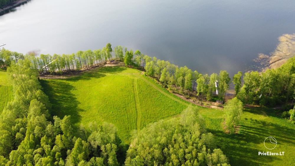 Stainiškių slėnis - poilsis prie Avilio ežero - 3