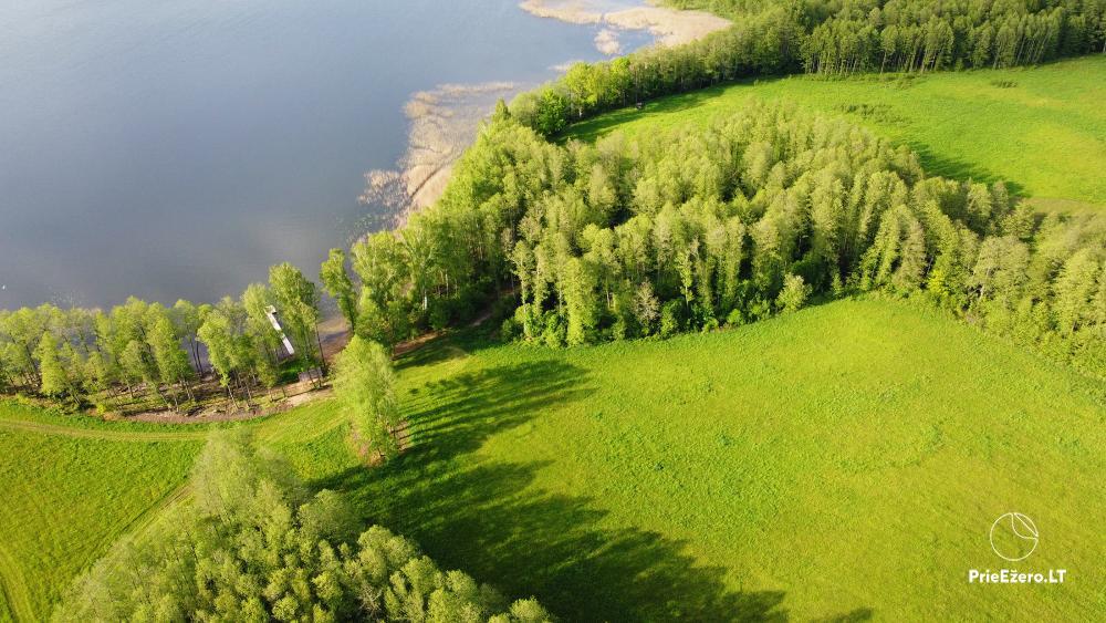 Stainiškių slėnis - poilsis prie Avilio ežero - 33