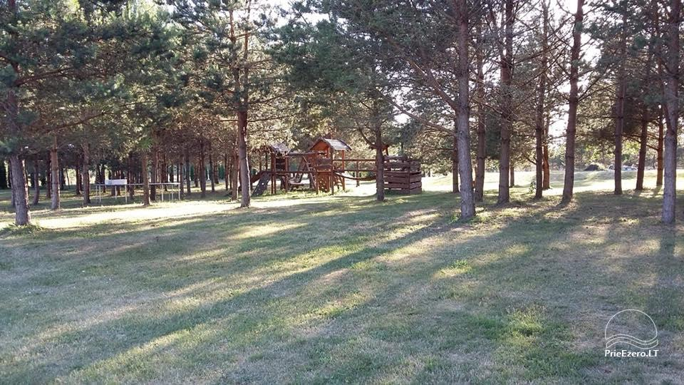 Jauki sodyba miškų apsuptyje šventėms, poilsiui su šeima ar draugais - 11
