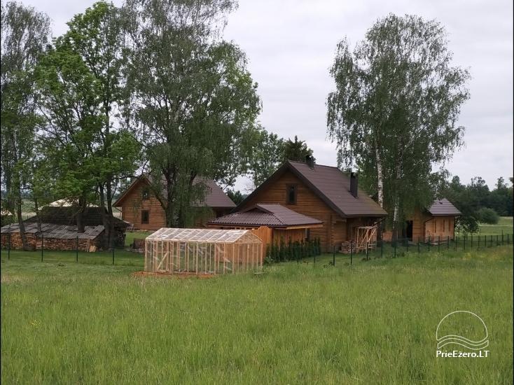 """Sodyba Metelių regioniniame parke """"Poilsis kaime"""" - 1"""