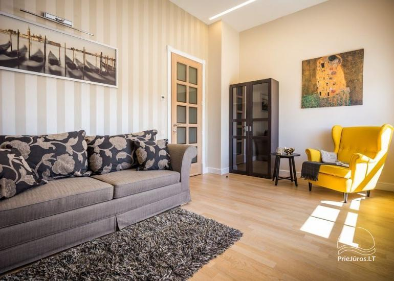 Prabangūs apartamentai Klaipėdoje SMĖLYNAS Klaipeda house - 6