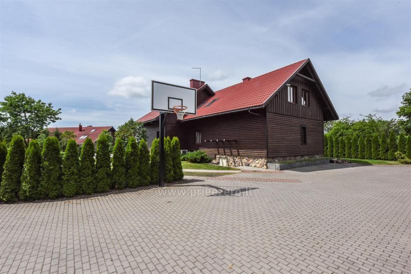 Sodyba MEDŽIOTOJŲ SOSTINĖ netoli Kauno prie Šušvės upės - 50