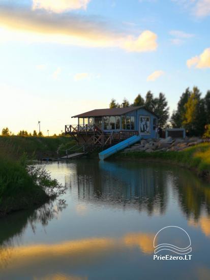 Sodyba Medomiškiai – namelis su pirtimi poilsiui ir šventėms - 2