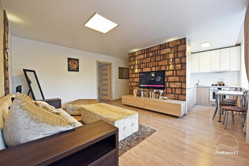 Trumpalaikė buto nuoma Klaipėdoje Sand Apartment - 3