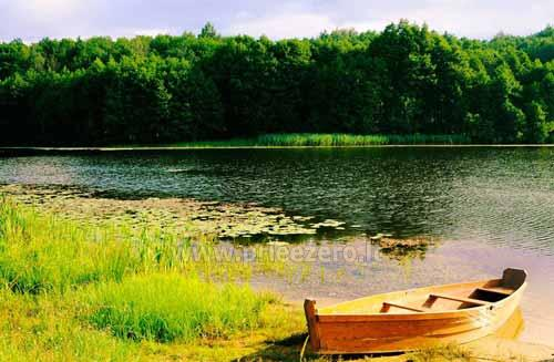 Sodyba Svajonių Dvaras prie Keršio ežero Anykščių rajone - 4