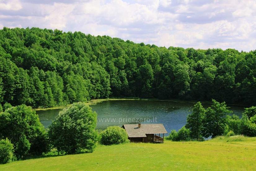 Sodyba Svajonių Dvaras prie Keršio ežero Anykščių rajone - 2