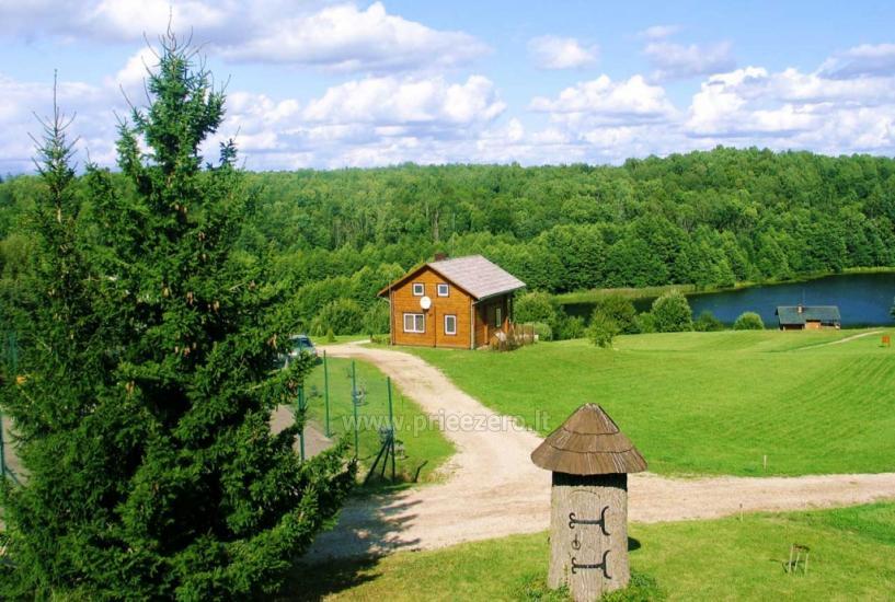 Sodyba Svajonių Dvaras prie Keršio ežero Anykščių rajone - 3