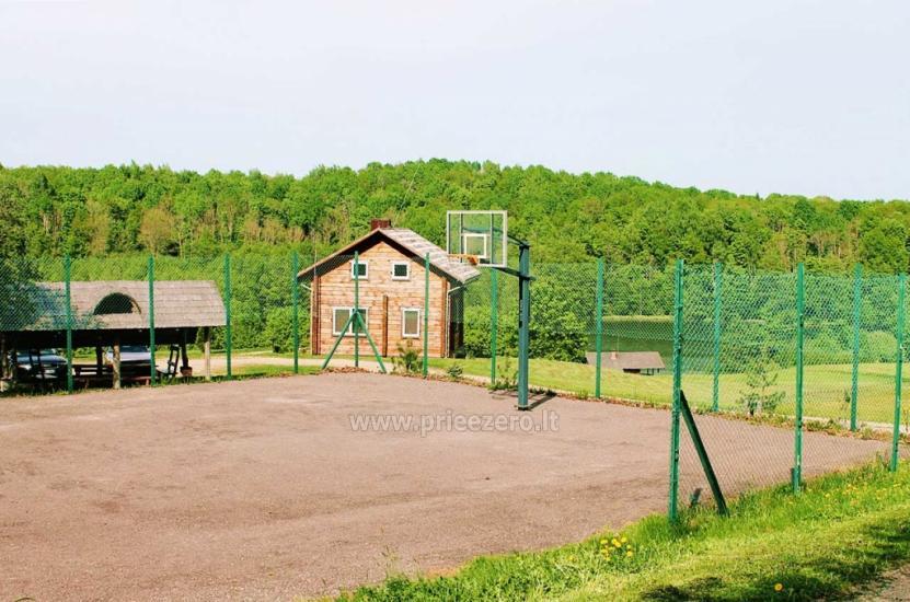 Sodyba Svajonių Dvaras prie Keršio ežero Anykščių rajone - 11