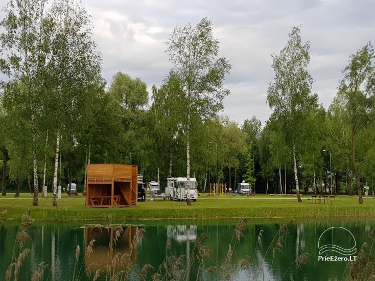 Marijampolė Camping - 9