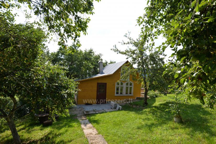 Pobūvių salė ir pirtis 25 kilometrai nuo Kauno TIK NUO 100 EUR - 13