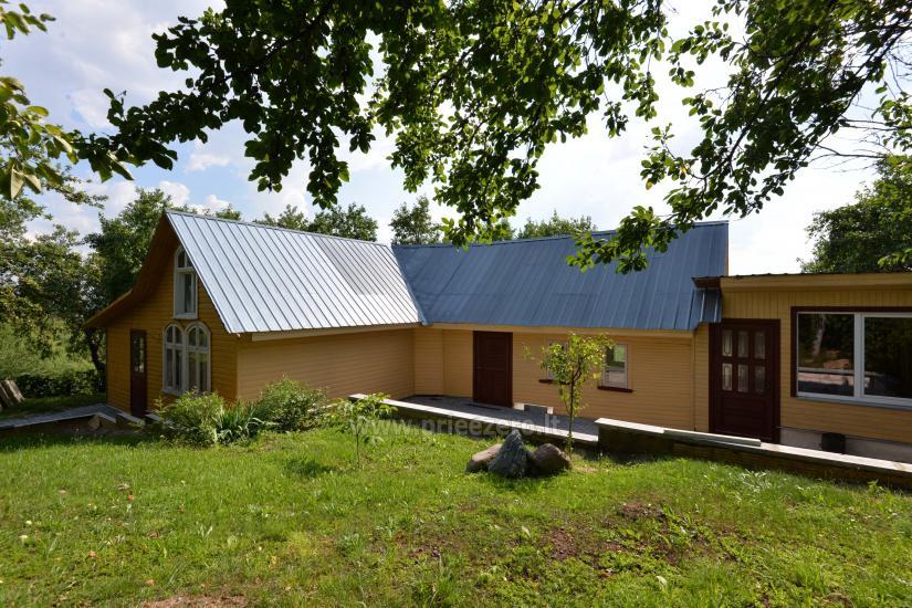 Pobūvių salė ir pirtis 25 kilometrai nuo Kauno TIK NUO 100 EUR - 14