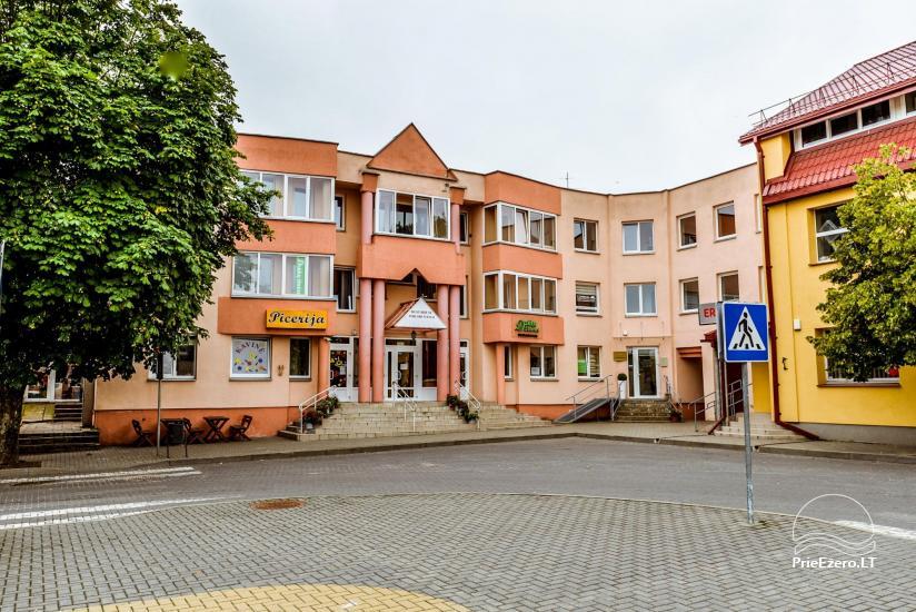 """Poilsio namai """"Simona"""" – kambarių nuoma Lazdijų miesto centre - 1"""