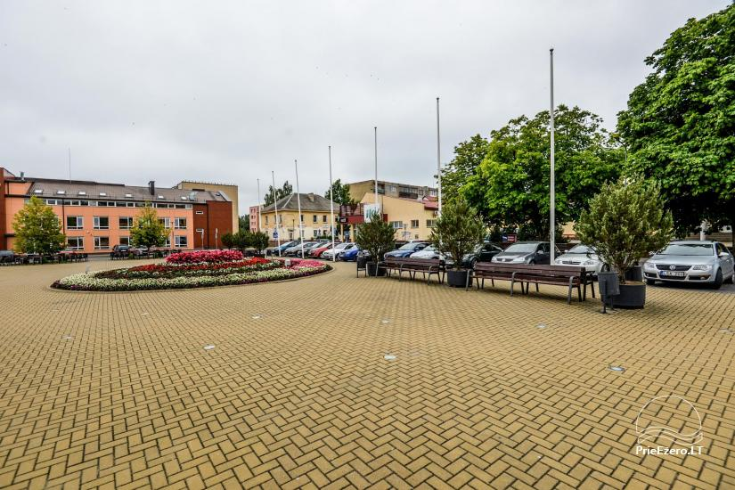 """Poilsio namai """"Simona"""" – kambarių nuoma Lazdijų miesto centre - 4"""