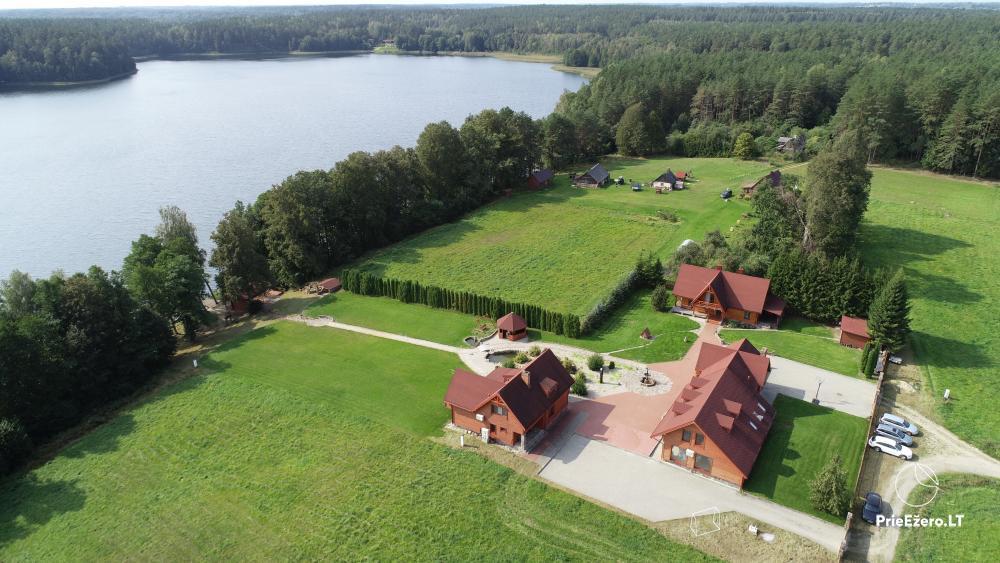 """Sodyba """"Vila Baluošas"""" ant ežero kranto netoli Vilniaus poilsiui, vestuvėms ir kitoms šventėms, renginiams - 3"""