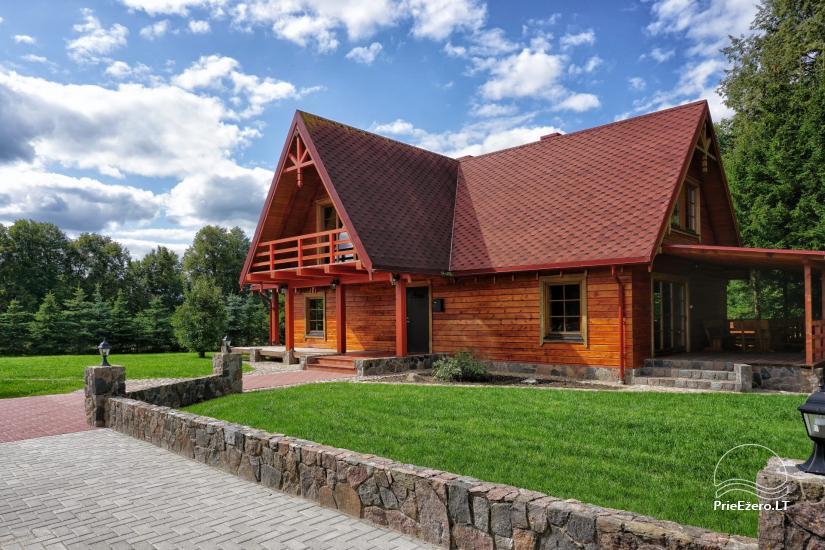 """Sodyba """"Vila Baluošas"""" ant ežero kranto netoli Vilniaus poilsiui, vestuvėms ir kitoms šventėms, renginiams - 36"""