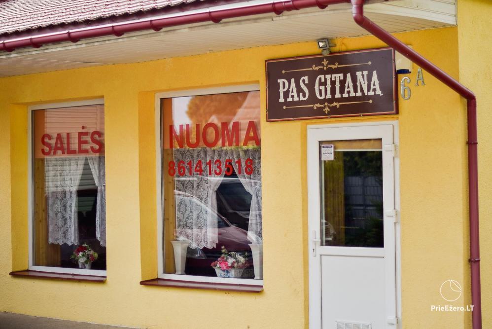 Sodyba Šiaulių rajone Pas Gitaną - 1