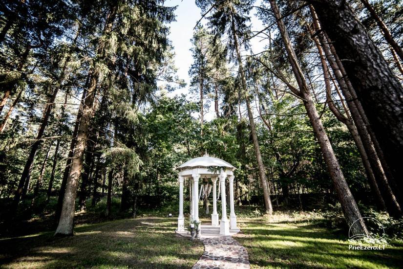 Villa Valery - moderni sodyba nuo Telšių miesto nutolusi tik 10km - 8