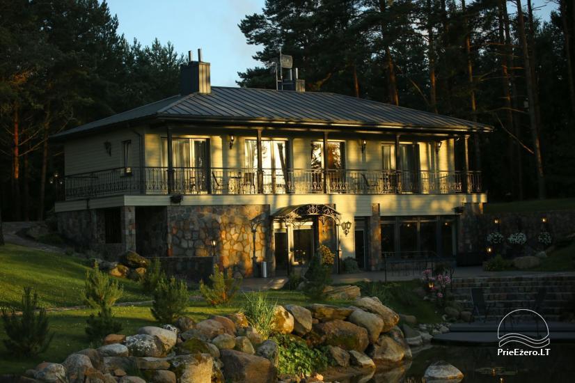Villa Valery - moderni sodyba nuo Telšių miesto nutolusi tik 10km - 3