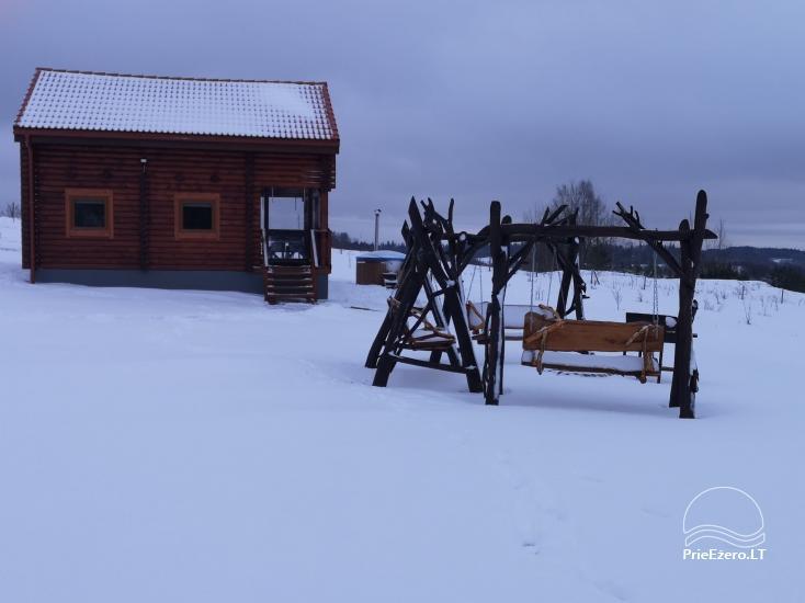Namelių nuoma – Sodyba Jaukuma Trakų rajone - 41