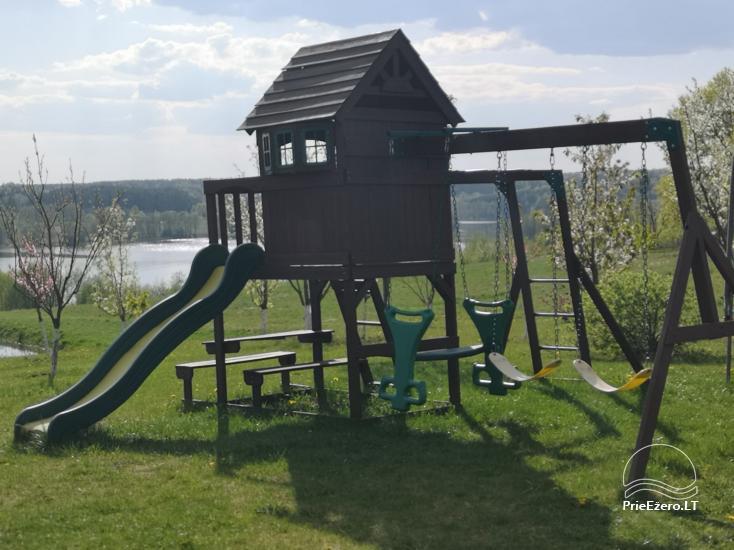 Namelių nuoma – Sodyba Jaukuma Trakų rajone - 15