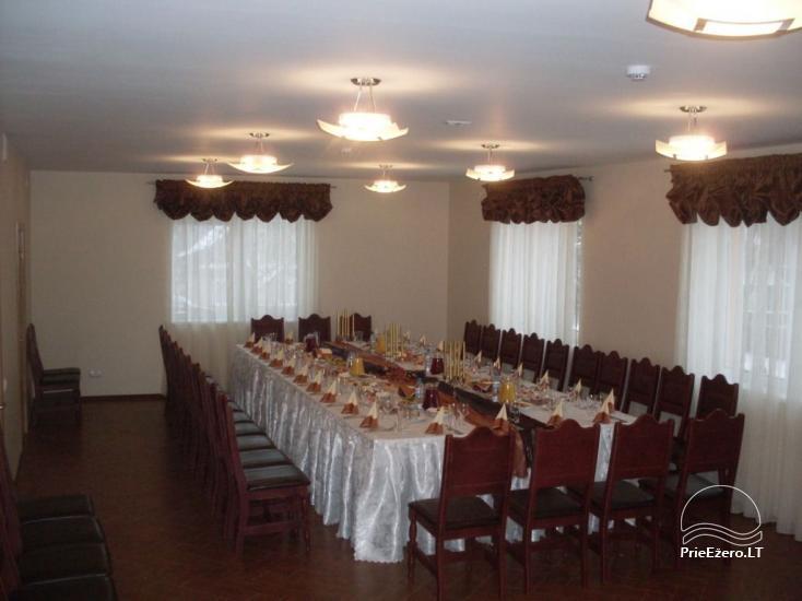 Suraučių svečių namai Aukštadvaryje - 3