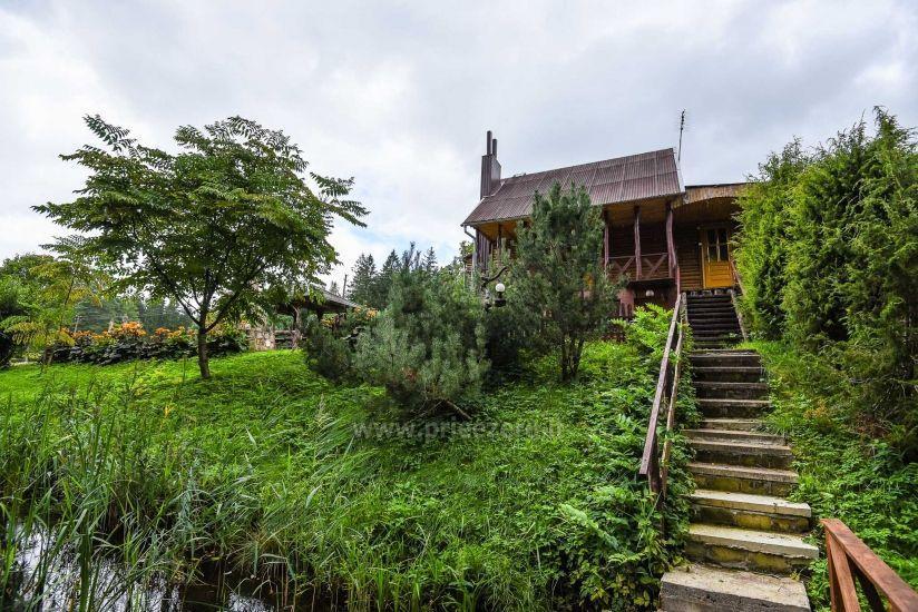 Sodyba tarp upės ir ežero Plungės rajone - 6