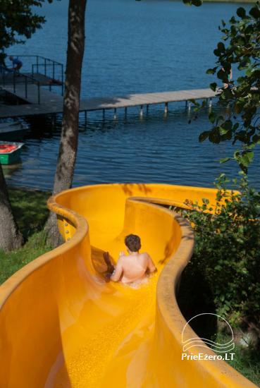 Sodyba Labanoro Dūda Švenčionių rajone ant ežero kranto - 20