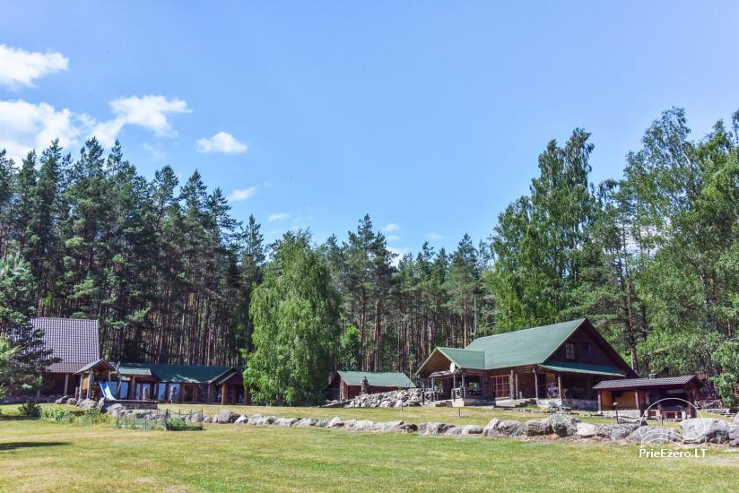 Sodyba Labanoro Dūda Švenčionių rajone ant ežero kranto - 2
