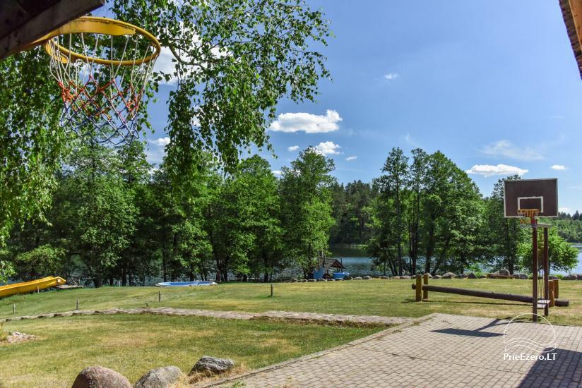 Sodyba Labanoro Dūda Švenčionių rajone ant ežero kranto - 22