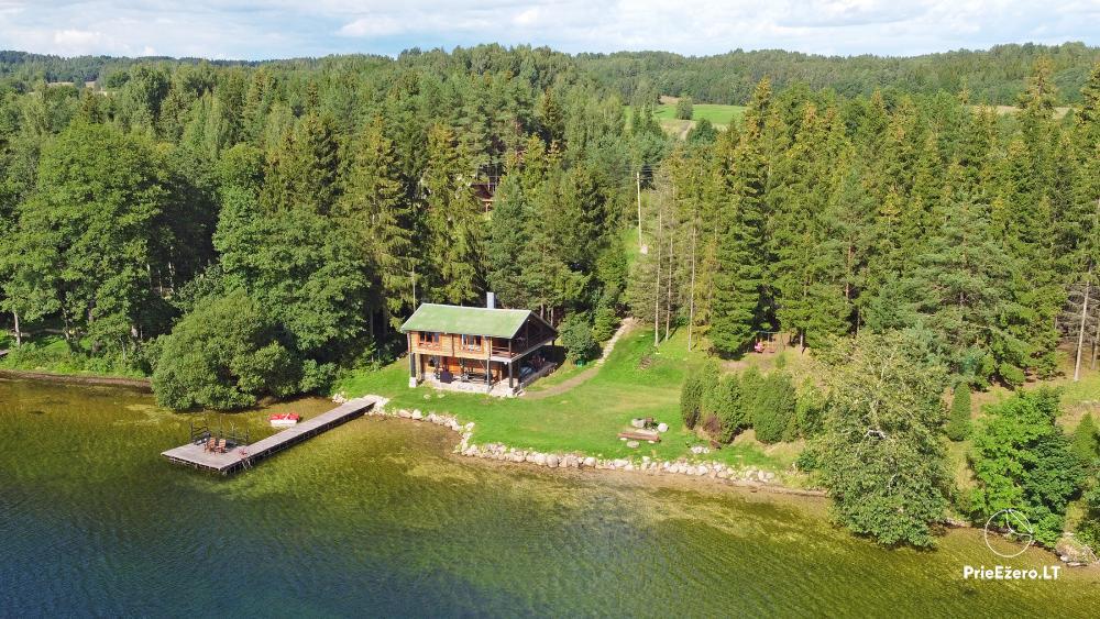 Sodyba prie Vencavo ežero - 28