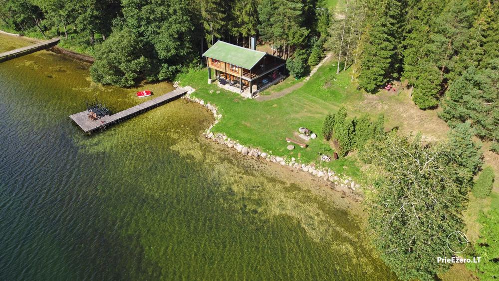 Sodyba prie Vencavo ežero - 26