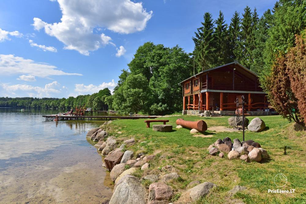 Sodyba prie Vencavo ežero - 2