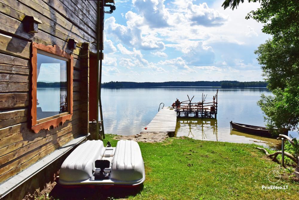 Sodyba prie Vencavo ežero - 13