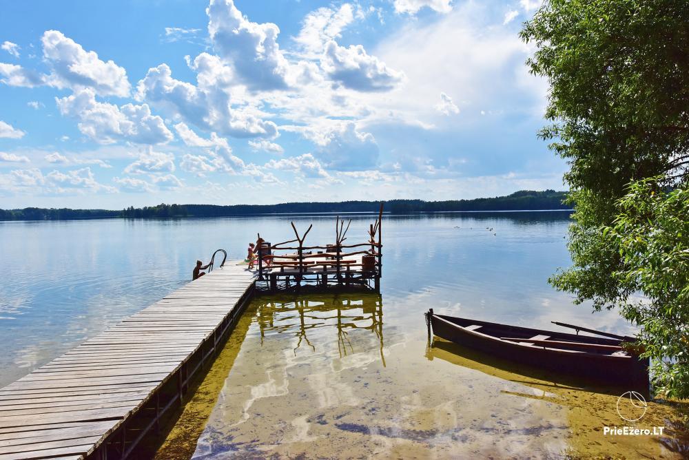 Sodyba prie Vencavo ežero - 12