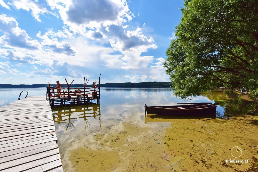 Sodyba prie Vencavo ežero - 10