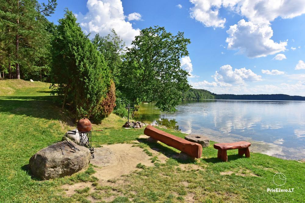 Sodyba prie Vencavo ežero - 8