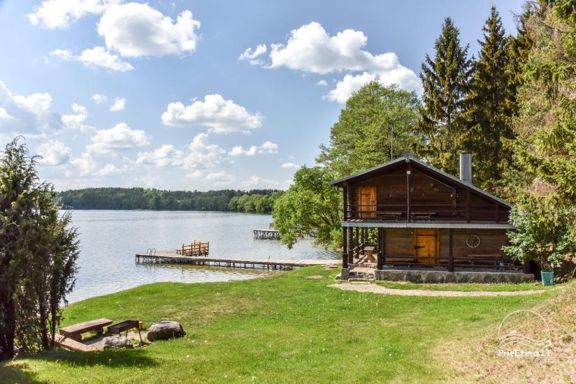 Sodyba prie Vencavo ežero - 1