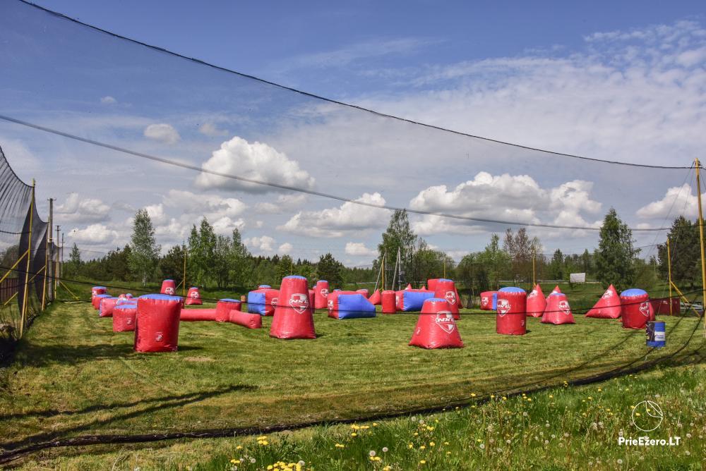 Mileikių sodyba Vilniaus rajone: pirtis, kubilas, nakvynė, pramogos - 10
