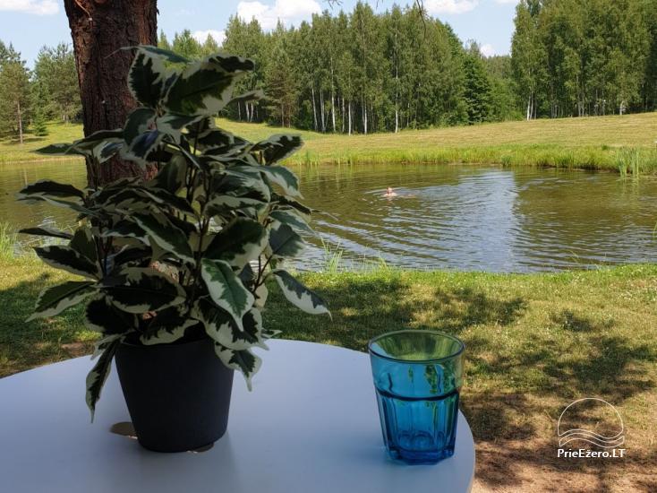 Mileikių sodyba Vilniaus rajone: pirtis, kubilas, nakvynė, pramogos - 18