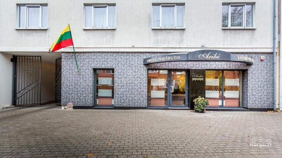 """Viešbutis """"Aribė"""" *** Klaipėdos centre šalia senamiesčio - 2"""