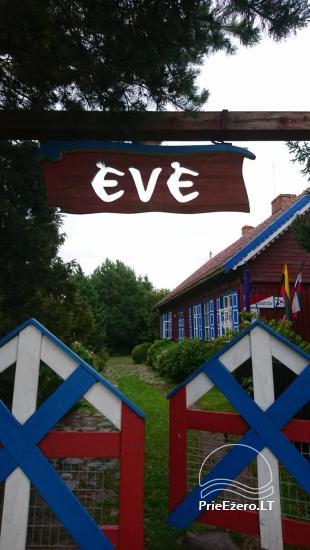 Kaimo turizmo sodyba Ėvė - 2