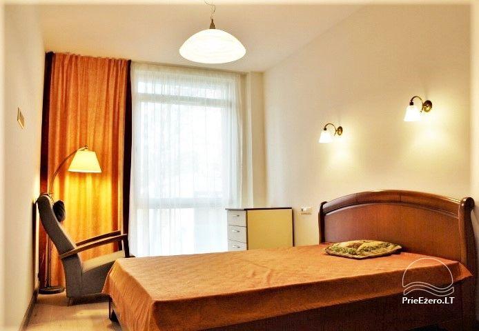 """Jaukūs """"Sunny forest"""" apartamentai Druskininkuose, unikaliame naujame name - 9"""