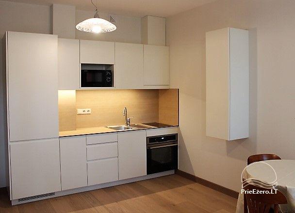 """Jaukūs """"Sunny forest"""" apartamentai Druskininkuose, unikaliame naujame name - 5"""