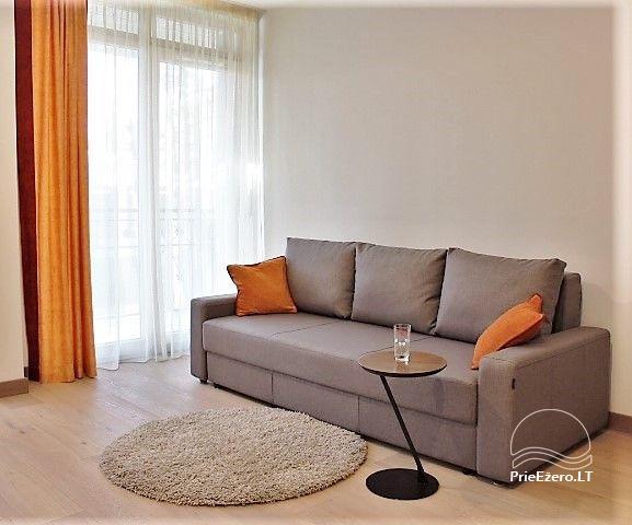 """Jaukūs """"Sunny forest"""" apartamentai Druskininkuose, unikaliame naujame name - 6"""